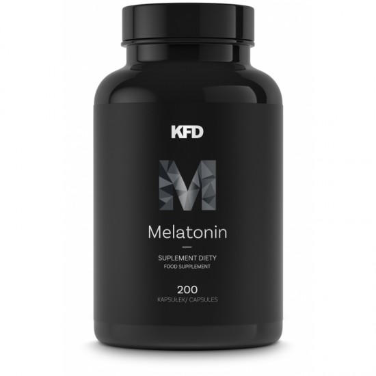 Melatonin 1 mg 270 Tab -KFD Nutrition