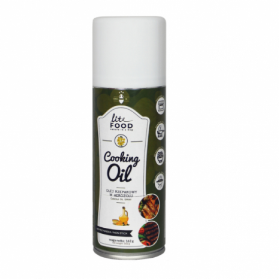 LiteFOOD cooking spray 200ml