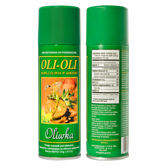 Oliveļļa /cepšanas spray 141g
