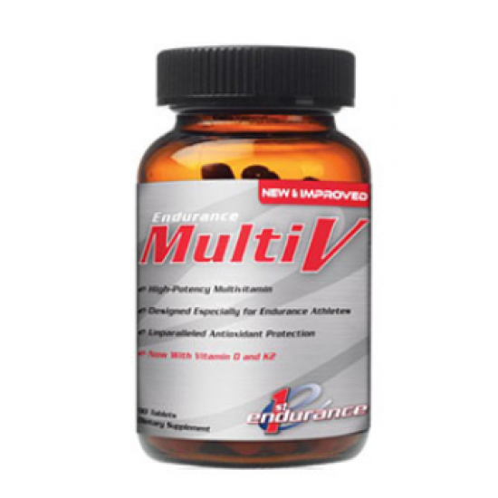 First Endurance Multiv 90 Tabletes
