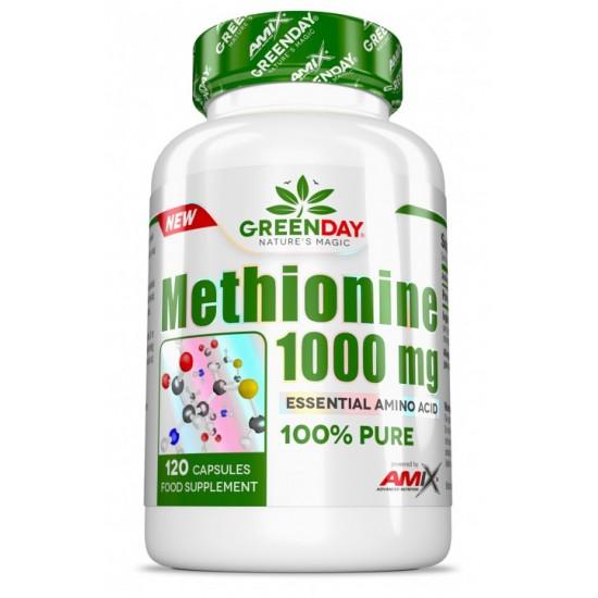 Amix Methionine 120 caps