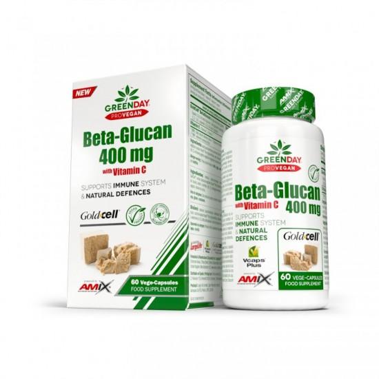 Amix Beta-Glucan / Beta-Glikāns 60 kapsulas