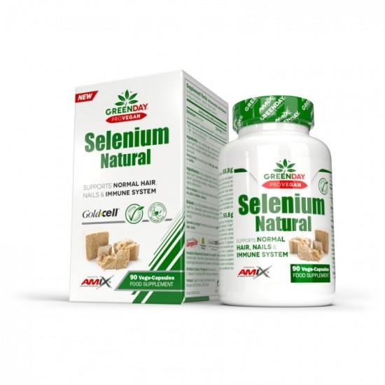 Amix Selēns Natural 90 kapsulas