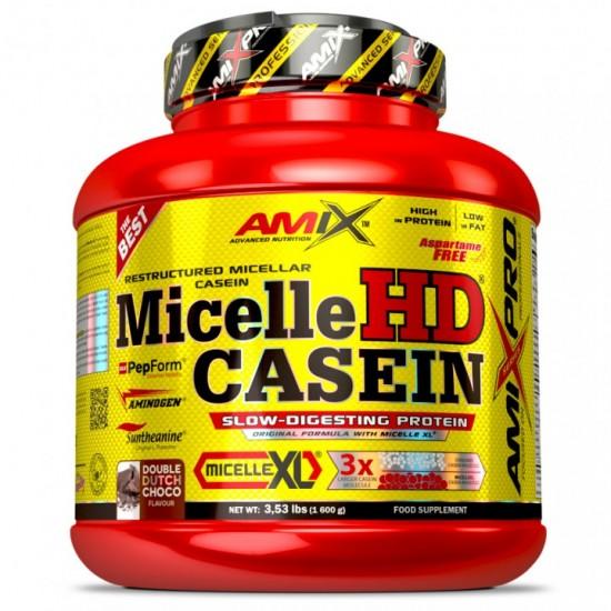 Amix Micelle HD Kazeīns 1600g