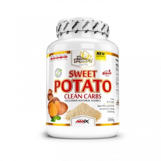Saldā Kartupeļa pulveris / Sweet Potato powder 1000g