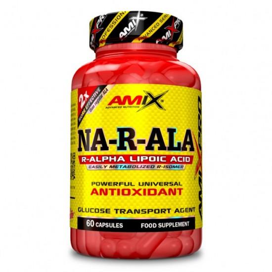 Amix NA-R-ALA / Liposkābe 60 caps