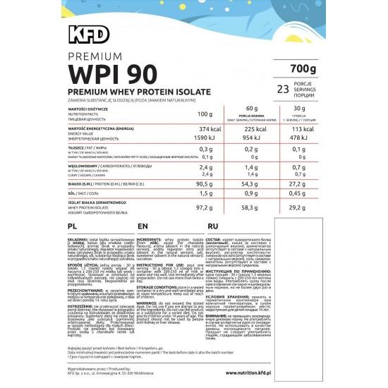 KFD WPI 90 izolāts 700g