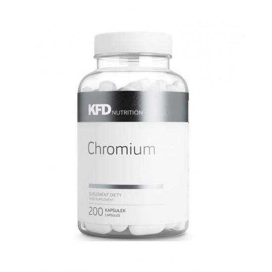 KFD Chromium 200 caps