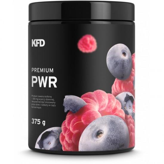 KFD PWR+ Pre-workout 500g