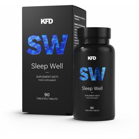 KFD Sleep Well 90 tab -KFD Nutrition