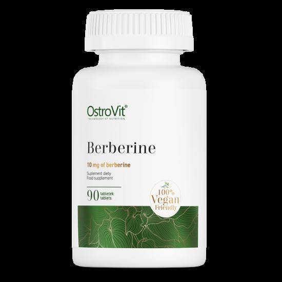 OstroVit Berberine 90 Tabletes -Ostrovit