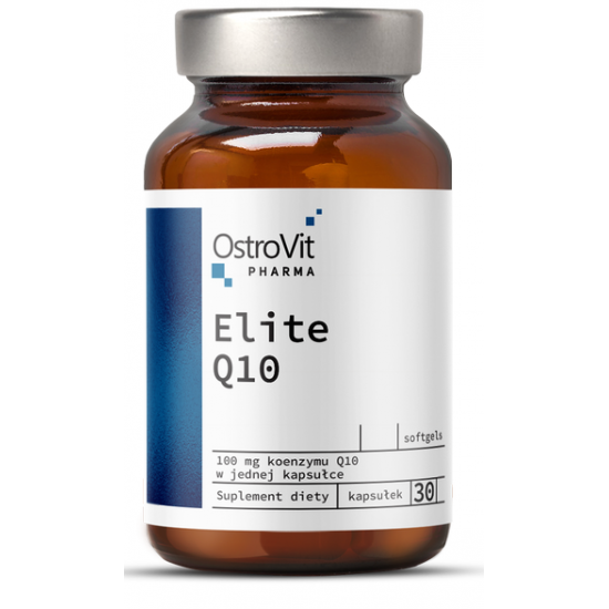OstroVit Pharma Elite Q10 30 caps