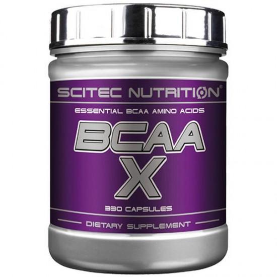 Scitec BCAA  X 330 caps