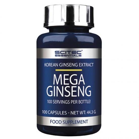 Scitec Mega Ginseng  100 caps